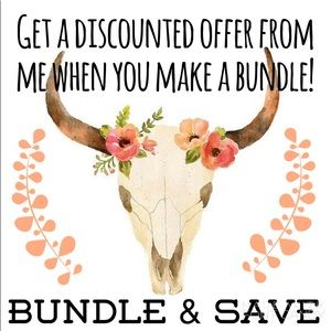 Other - Send me your bundle for a discount.